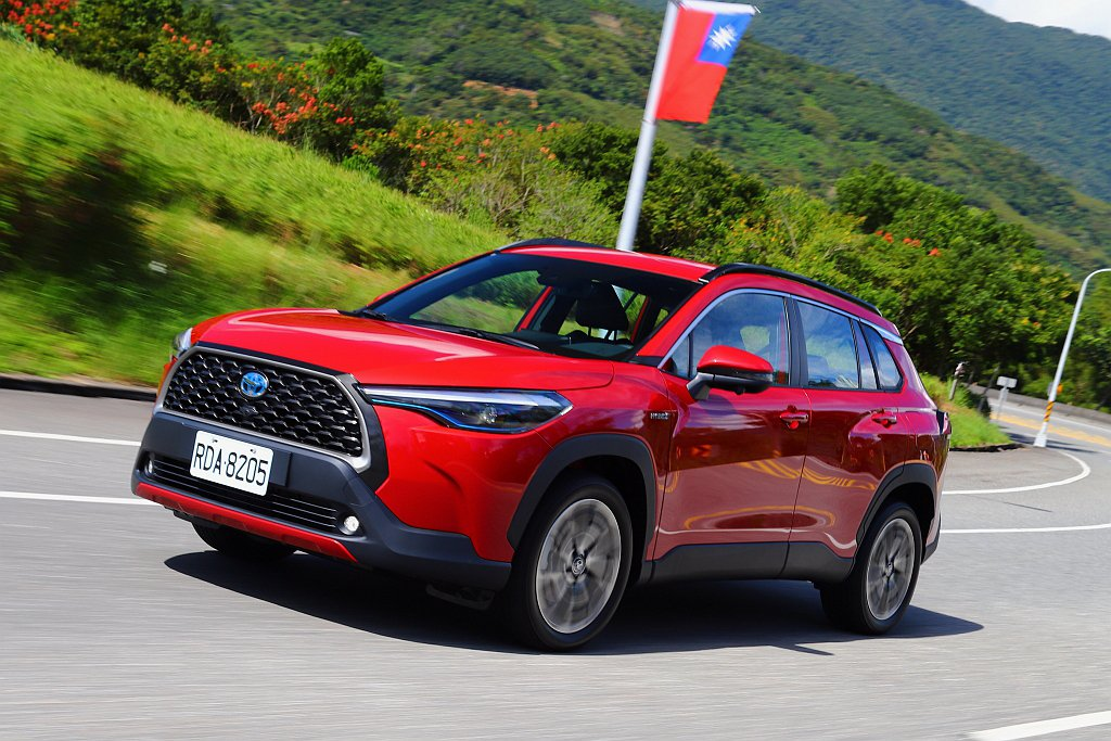 對於現在銷售比重較高的Toyota Corolla Cross汽油版而言,消費者...