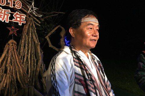 太魯閣山月村的回音——側寫「村長」鄭明岡