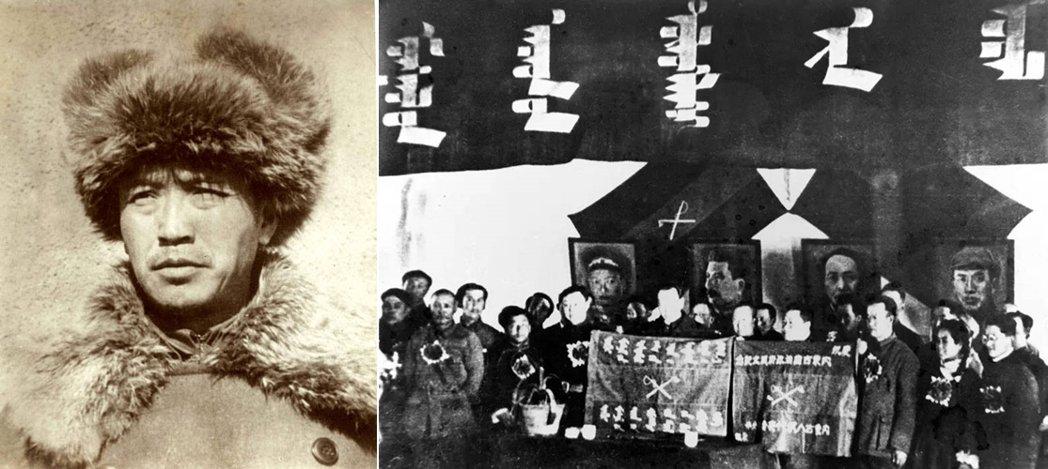 1965年起,烏蘭夫借「四清」運動重新印發中共的「三五宣言」。旨在提醒中共莫忘曾...