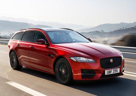 美國人真的不愛旅行車?Jaguar XF Sportbrake比超跑還稀有!