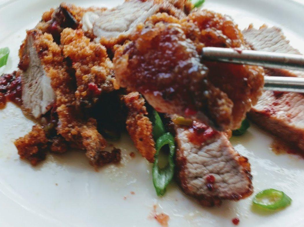 圖文:美國番媽/食譜/紅糟燒肉