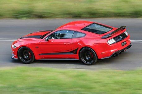 馬力比Shelby GT500還猛!SM17 Mustang價格還更親民