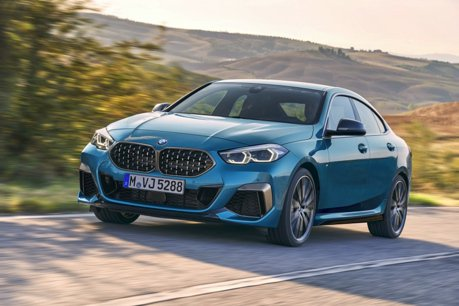 影/BMW M235i GC能擊敗Mercedes-AMG CLA 35嗎?
