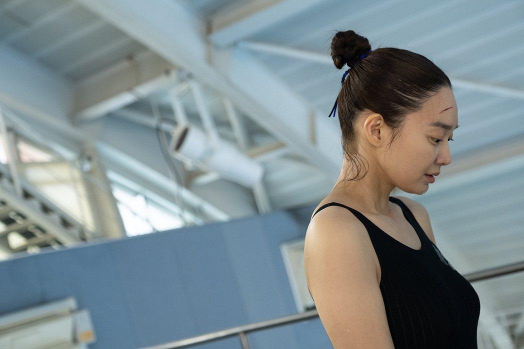 申敏兒主演南韓片「詭憶」。圖/采昌提供