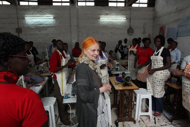 過去10年,Made in Kenya計畫攜手28個工匠團體合作,培養了2600...