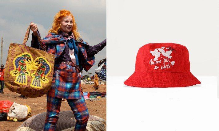 Vivienne Westwood旗下Made in Kenya系列最近推出限定...