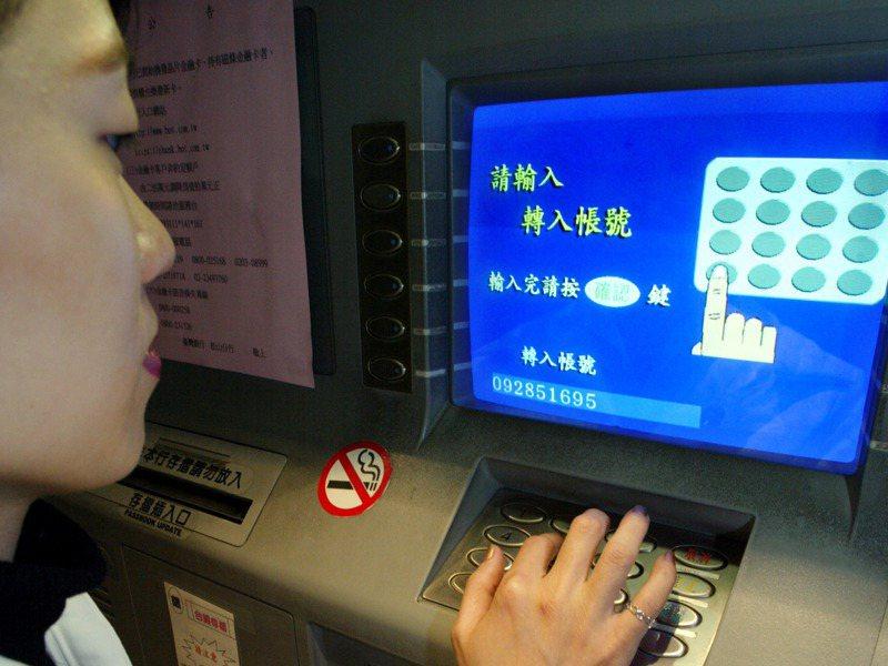為防金融業更換核心系統後初期運作不順,客戶如何確保權益?銀行主管建議,最好要有其他備用銀行,並保留帳戶資訊。圖/聯合報系資料照片