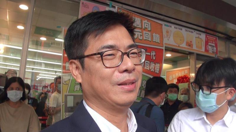 高雄市長陳其邁。聯合報系記者王昭月/攝影