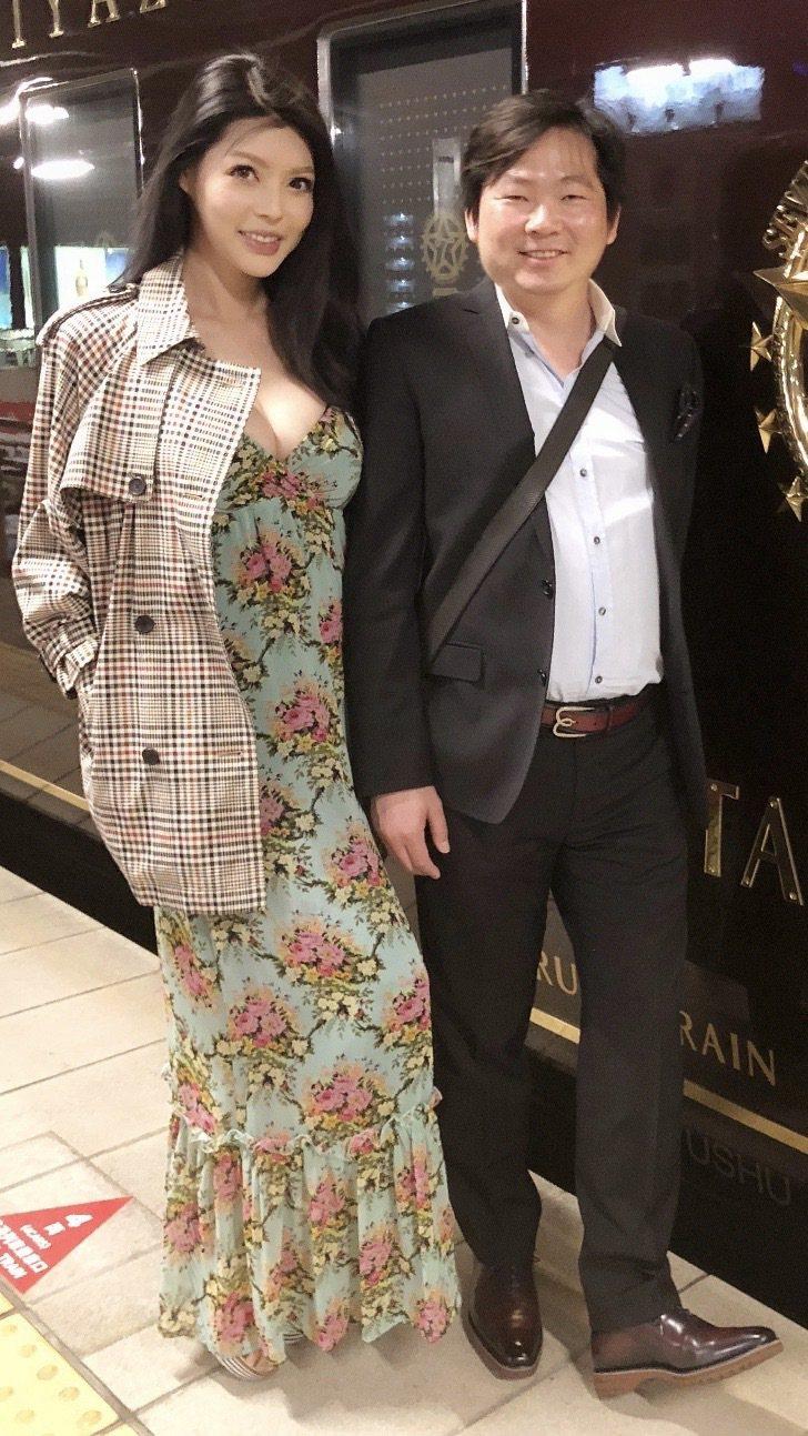殷琦和老公張仕育結婚2年,迎來2人愛的結晶。圖/伊林娛樂提供