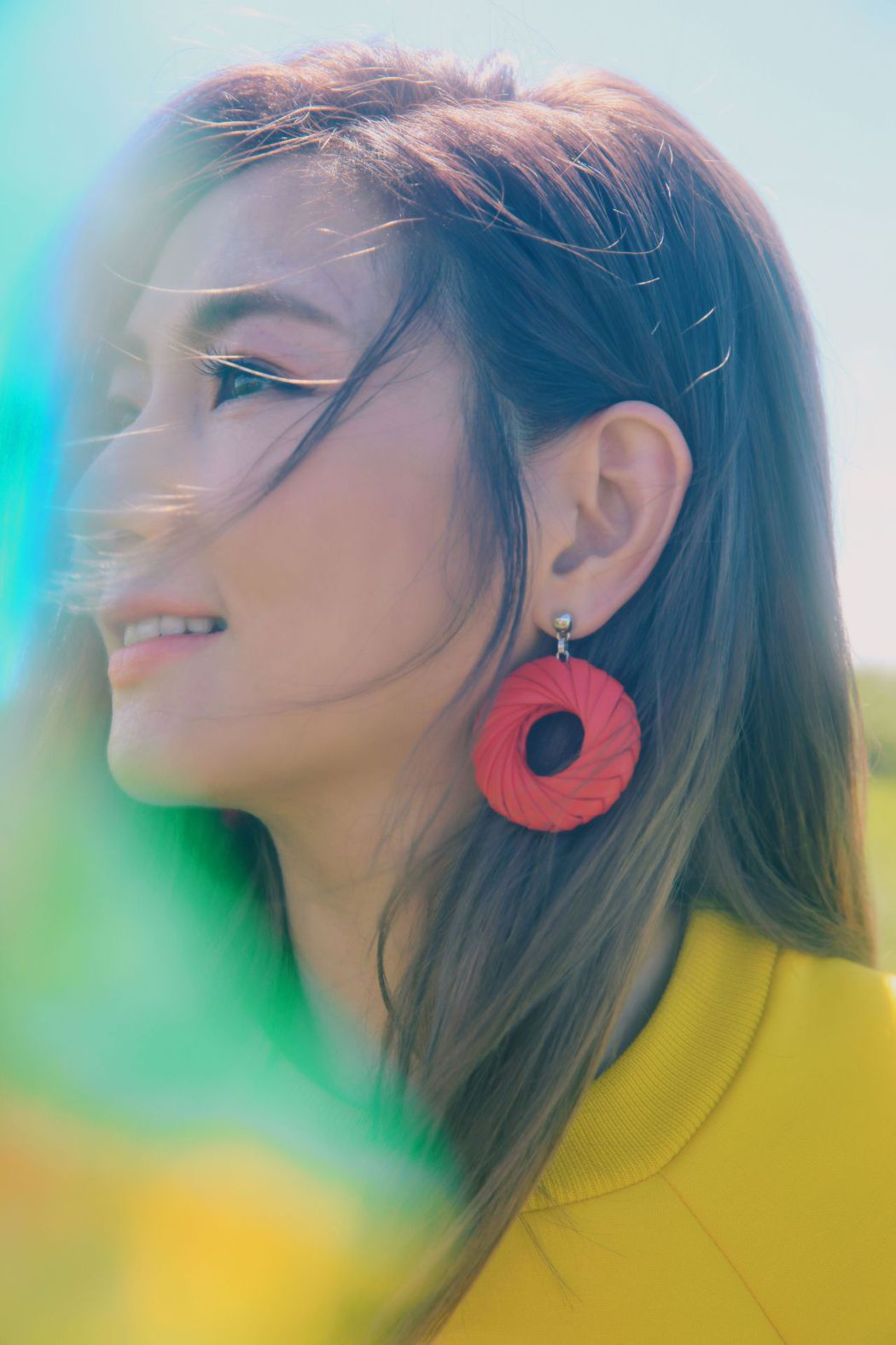 Selina為新單曲「四季」MV前進墾丁耗時兩天取景,要透過鏡頭帶領粉絲享受風光...