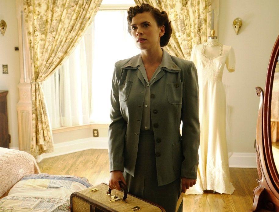 海莉艾特沃因在漫威影片中扮演卡特探員,受到觀眾喜愛。圖/摘自imdb
