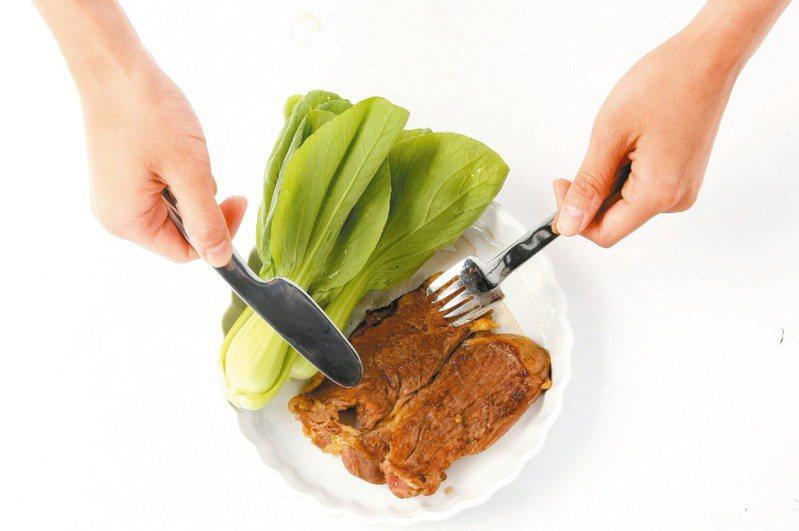 醫師表示,多吃含瘦肉精的肉類,是不可能有解脂增肌的減肥效果。 本報資料照片