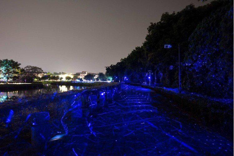 夏-浩藍星夏 圖/嘉義市政府提供