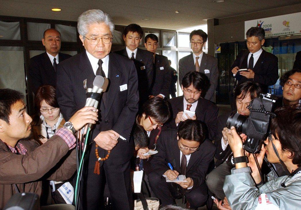JR西日本社長南谷昌二郎,事故發生之後的2006年辭任。後來以業務上過失致死罪遭...