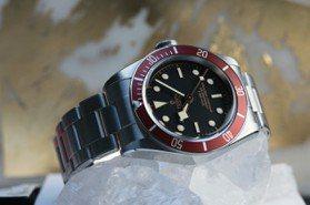 躍上腕間的永恆經典 帝舵表Black Bay腕錶
