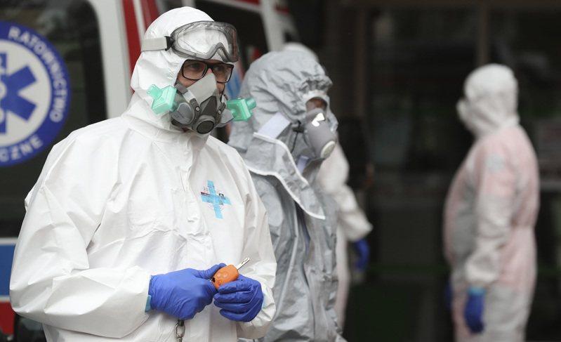 外交部表示,我駐波蘭代表處一名當地雇員15日經醫囑採檢確診新冠肺炎。美聯社