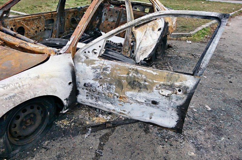 郝爾布魯克係在2017年1月31日遭誤殺,涉案者包括教官和一名學員,兩人將郝爾布魯克駕駛的出租汽車誤認為打靶目標,釀成不幸。示意圖,非當事車輛。圖/ingimage