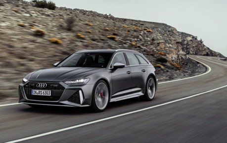 影/Audi RS6 Avant紐柏林衝刺怒吼 根本是裝了超跑心臟的旅行車!