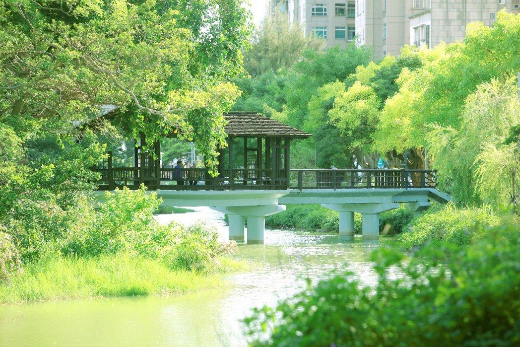 八大學區公園及生態綠地環繞,居住環境優質,受竹科購屋客青睞。 業者/提供