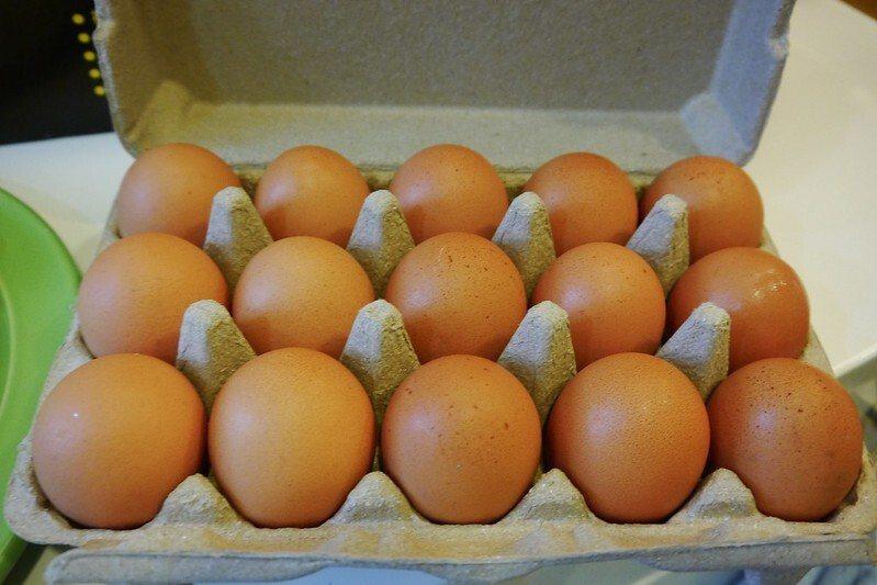 《陳秋池畜牧場》優質洗選蛋雞蛋