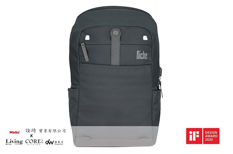 2020 德國iF設計獎 │ 產品設計作品《Traveller Pack》