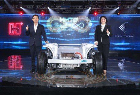 鴻海攻電動車 宣布2024年推出首款商業化固態電池