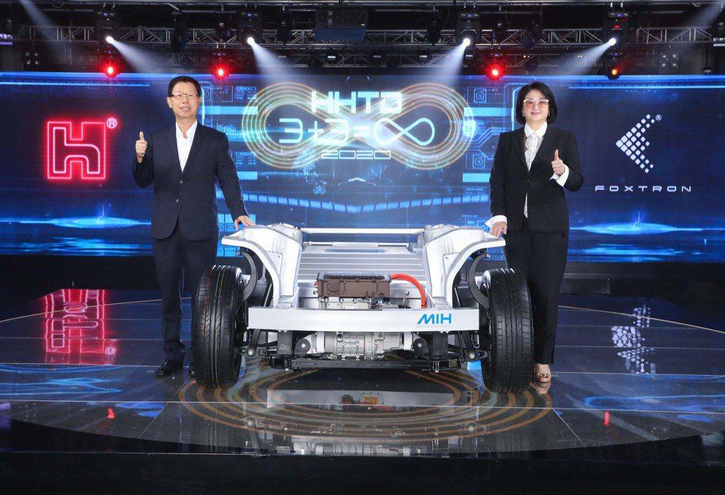 鴻海宣布將於2024年推出首款商業化固態電池。(裕隆提供)