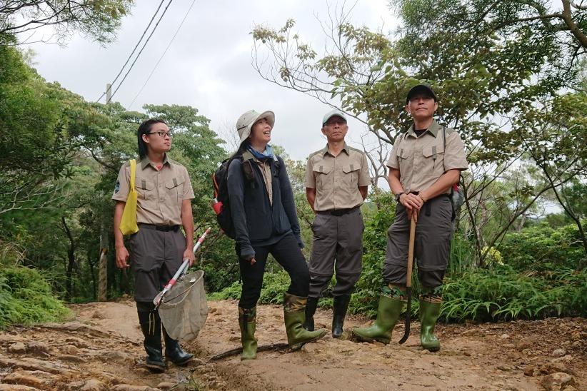 羅東林管處招4名森林護管員 工作內容多樣起薪30K