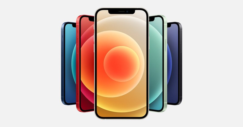momo購物網10月16日晚上8點開放預購iPhone 12、iPhone 12 Pro。圖/momo購物網提供