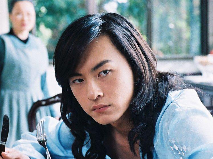 鄭元暢17年前拍攝「薔薇之戀」模樣。圖/可米製作提供
