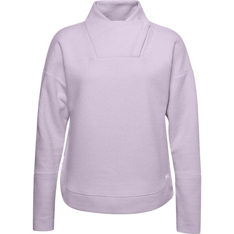 Recover Fleece系列上衣2,880元。圖/UNDER ARMOUR提...
