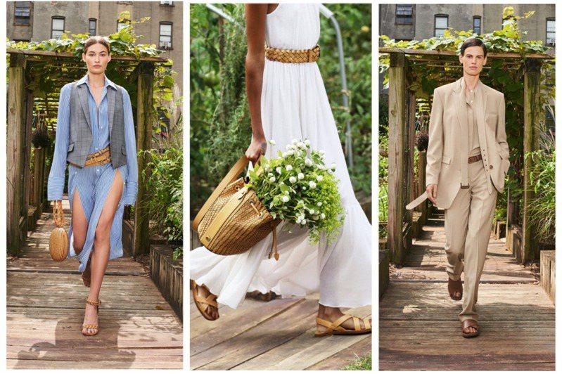 MICHAEL KORS發表春夏新作 藤編包款綻放花束盎然生機 | 當季最IN | 流行穿搭