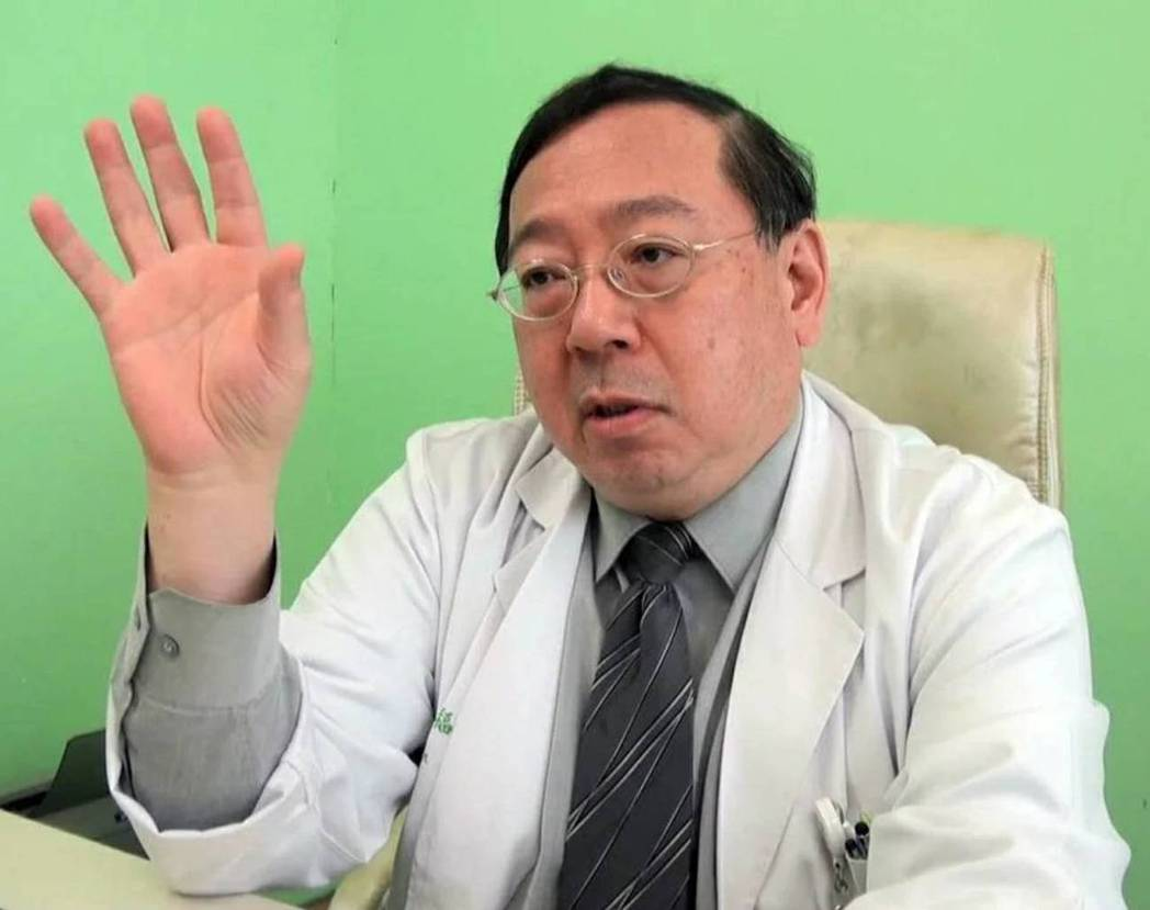 高雄長庚醫院內分泌新陳代謝科主任陳榮福 陳榮福/提供