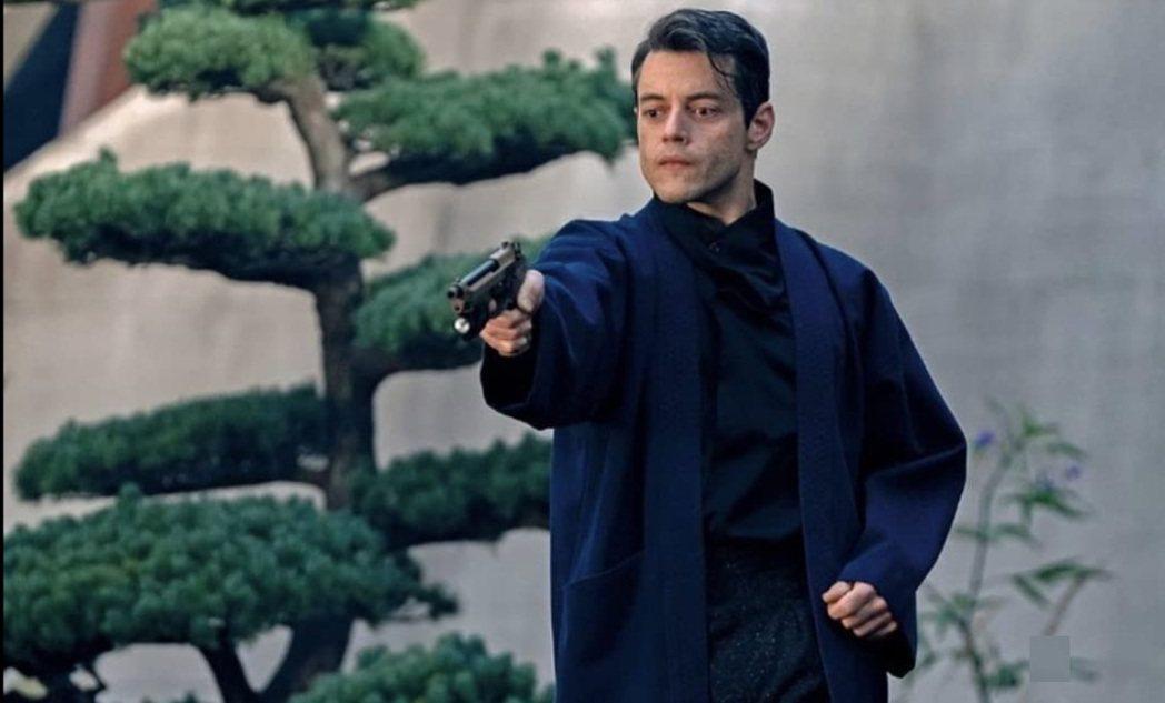 奧斯卡影帝雷米馬利克在「007生死交戰」扮演大反派。圖/摘自imdb