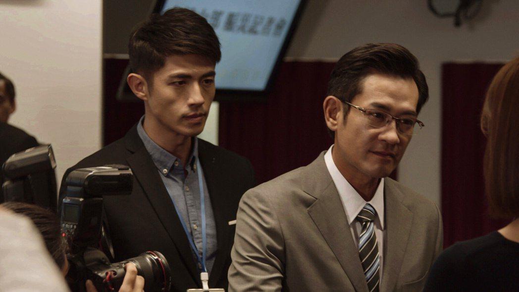 柯叔元以「鏡子森林」入圍2020亞洲影藝創意大獎最佳男配角。圖/民視提供
