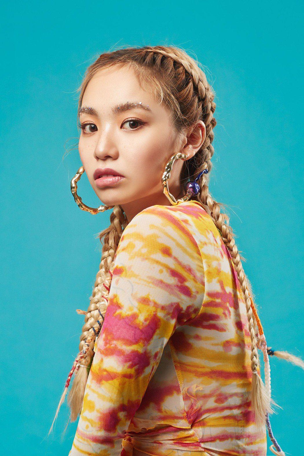 陳芳語趕年底新專輯「公主病」忙到發氣喘掛病號。圖/華風數位提供