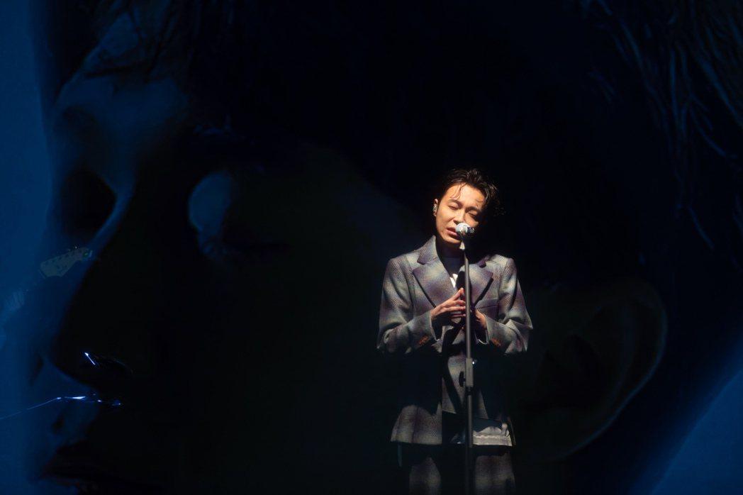吳青峰「16葉演唱會」今晚初登場。記者季相儒/攝影