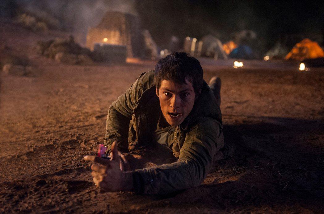 狄倫歐布萊恩曾因拍「移動迷宮」系列電影發生重大意外,心理上有很嚴重的衝擊。圖/摘