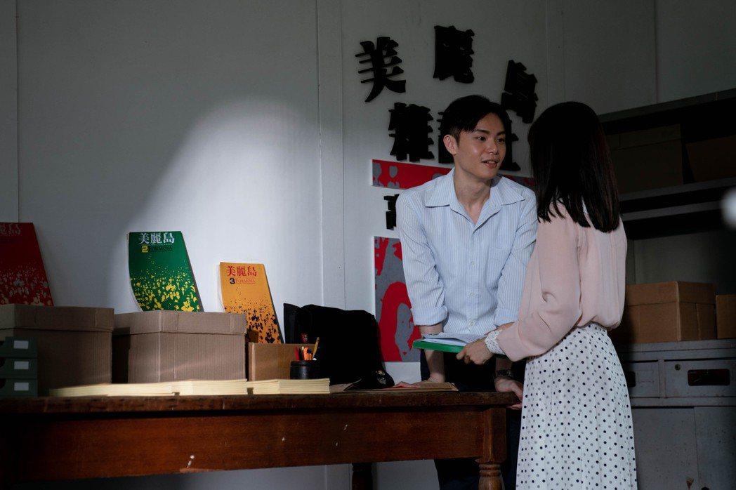 徐宇霆在「芎蕉園的秘密」中飾演職業學生,在大學中鼓吹同學入黨,角色個性亦正亦邪,...