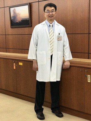台中榮總胸腔內科主任楊宗穎。圖/楊宗穎提供