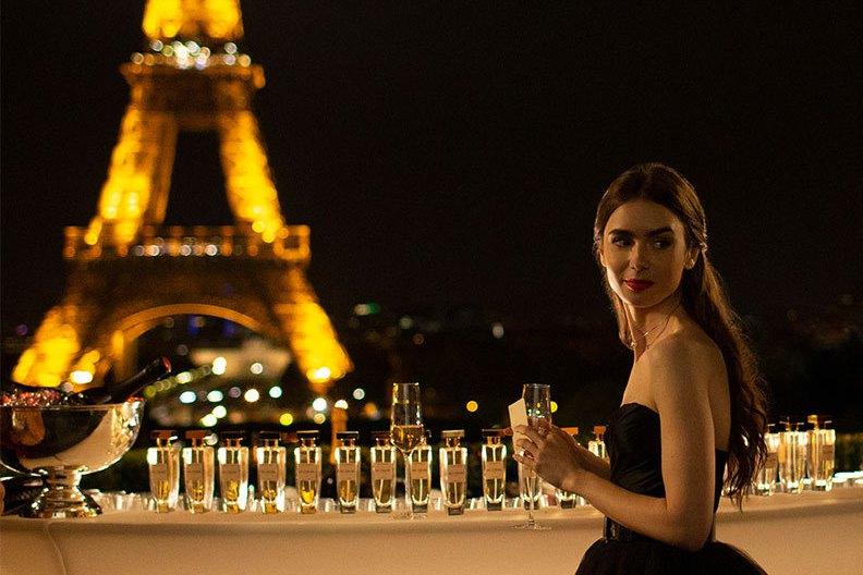 Netflix排行冠軍《艾蜜莉在巴黎》 為何歐美影評狂刷負評?