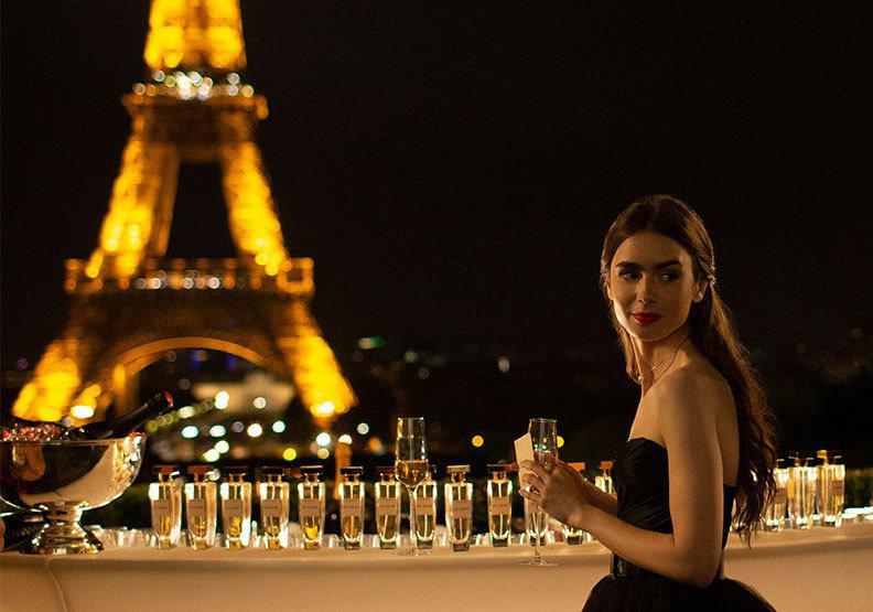 圖/《艾蜜莉在巴黎》劇照。Netflix提供