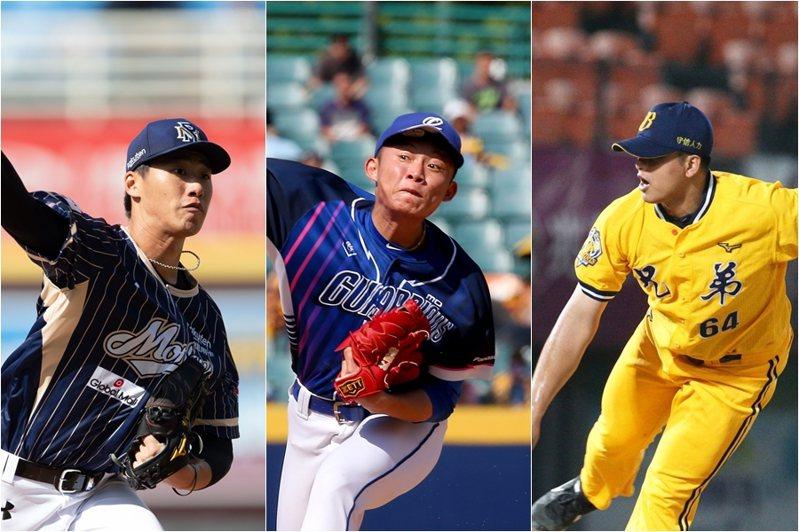 翁瑋均、江國豪、黃恩賜三名土投勝投都停留在9勝,但剩餘賽程應該都不會再出賽了。 聯合報系資料照
