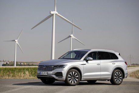 Volkswagen Touareg eHybrid與R雙車款 歐陸地區正式開賣!