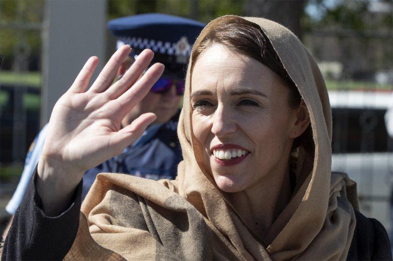 紐西蘭國會大選,現任總理阿爾登有望連任。美聯社