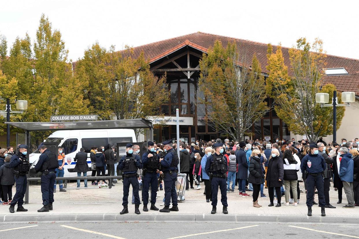 斬首法國教師凶嫌年僅18歲 生於俄國祖籍車臣