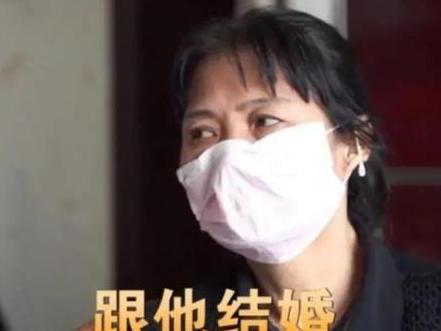 江西一名年逾六旬的大媽堅信靳東會跟她結婚。圖/取自每日頭條