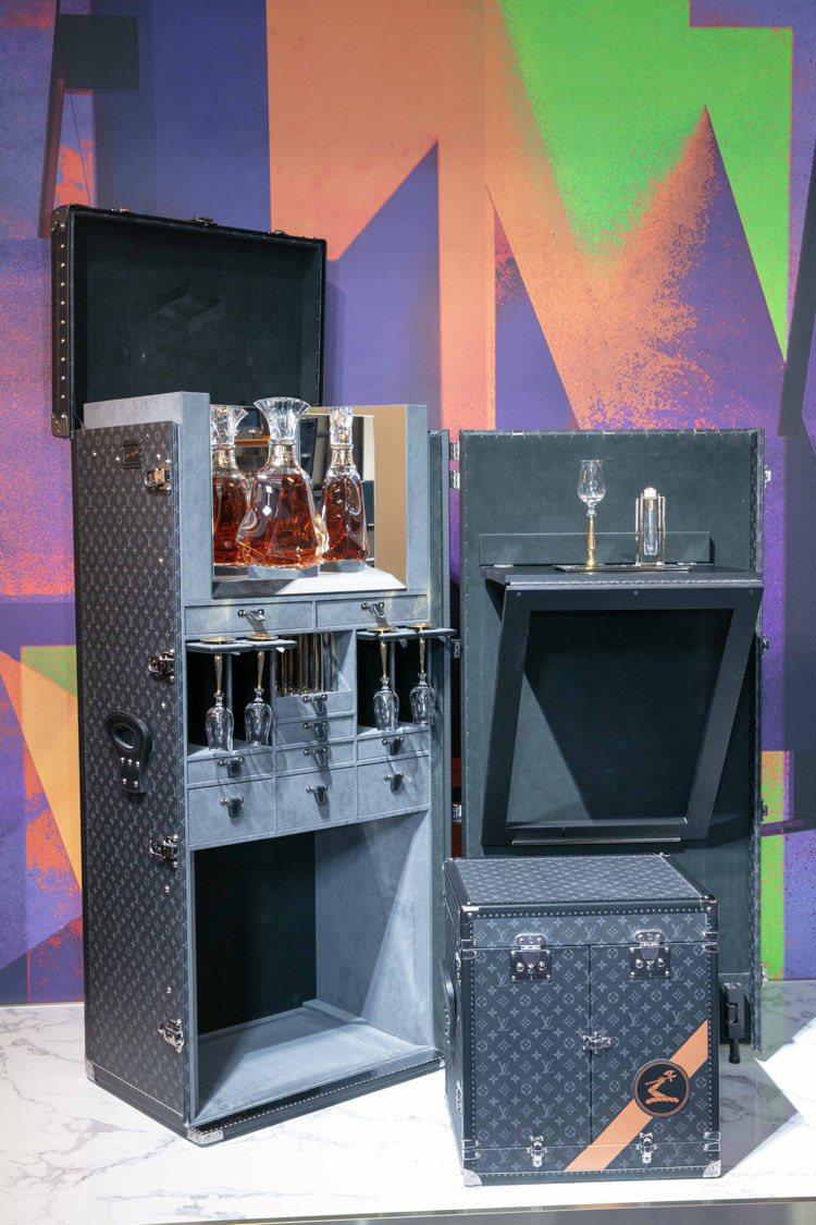 軒尼詩尊爵箱盒,775萬元。圖/LV提供