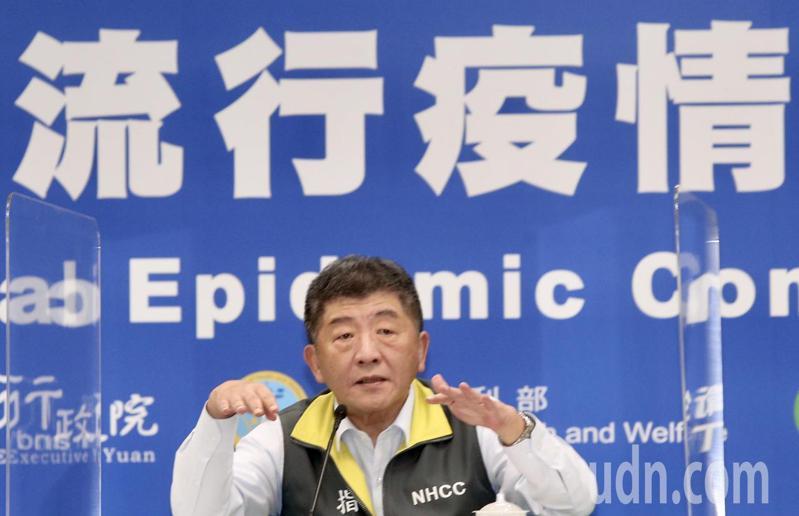 50至64歲緩打流感疫苗惹民怨,衛福部長陳時中親上火線道歉滅火。記者林俊良/攝影