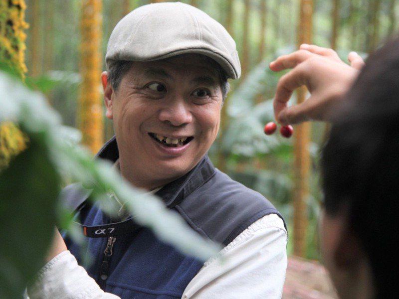 劉政說,台灣咖啡的優勢在農業技術在國際數一數二,但因工資貴,咖啡成本高。圖/劉政提供